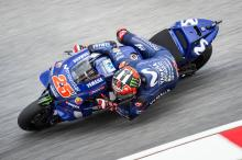 Vinales 'quick, consistent without pushing at maximum'