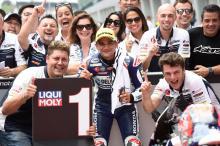 Moto3 Malaysia: Martin sprints to record pole, Bezzecchi second