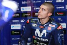 Vinales explains race number switch for 2019
