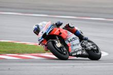 Dovizioso: We have to analyse pace drop