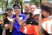 Rossi: Marini win, Pecco title 'unforgettable'