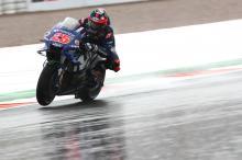 "Vinales targets ""top seven"" for Valencia MotoGP"