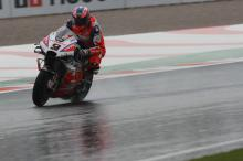 Petrucci: For once, I had an advantage!