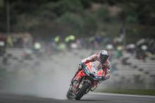 Dovizioso: Strange, feeling very bad