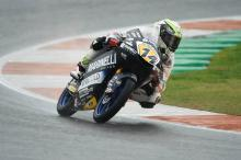 Moto3 Valencia: Arbolino puts in slick performance for pole