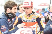 Shoulder doctor surprised Marquez won title
