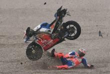 Miller: Valencia MotoGP red flag delay a joke