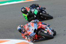 Dovizioso: Today we almost did nothing