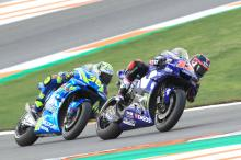 Valencia MotoGP test times - Tuesday (FINAL)