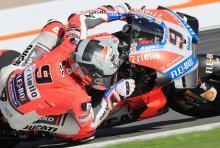 Jerez MotoGP test times - Wednesday (12:30pm)