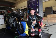 Jerez MotoE test times - Friday