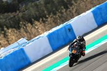 Jerez Moto2 test times - Wednesday (FINAL)