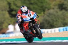 Jerez MotoGP Test: The top 100