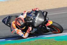 Marquez: We're in a good place