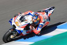 Miller: Every time I jump on it, I go faster