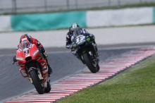 Sepang MotoGP test times - Friday (4pm)
