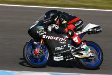 Jerez Moto3 test times - Friday (Session 2)