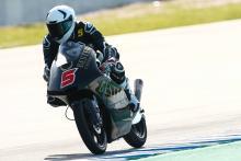 Jerez Moto3 test times - Friday (Session 1)