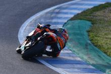 Jerez Moto2 test times - Friday (Session 1)