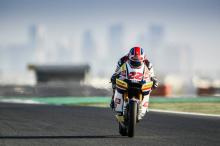Qatar Moto2 test times - Sunday (Session 1)