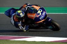 Moto2 Qatar: Baldassarri unggul dalam latihan Jumat