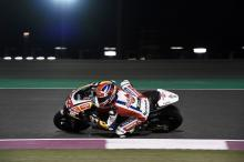 Qatar Moto2 test times - Combined