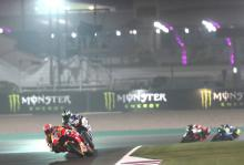 Qatar MotoGP start stays at 8pm despite dew danger
