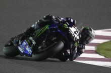 Vinales stuns to take first MotoGP pole of 2019