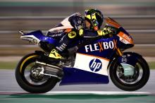 Moto2 Qatar: Baldassarri survives Luthi charge for victory
