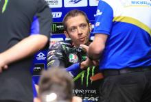 Rossi: I have the same problem, race will be difficult
