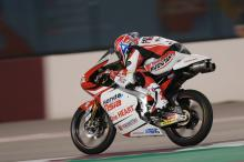 Moto3 Qatar: Toba takes history making win