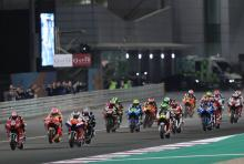 Schedule and times for the Qatar MotoGP Grand Prix