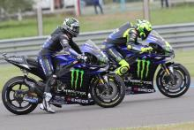 Yamaha to debut holeshot device at Sepang?