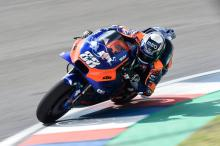 Oliveira 'next step', Syahrin closing on points