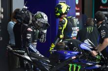 Vinales: Difficult to understand pace difference to Rossi
