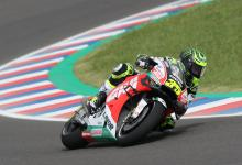Crutchlow 'has great pace to be on podium'