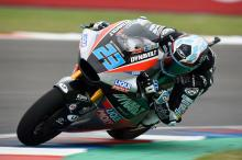 Moto2 Argentina - Warm-up Results