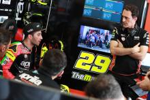 Iannone: 'knew Aprilia adventure would need time'