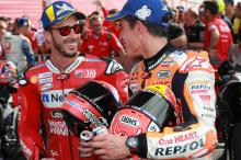 Dovi: 'Big picture' when Marquez unbeatable