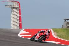 Dovizioso: 13th really bad, pace for second group