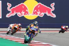 Moto2 Jerez: Baldassarri bounces back to win after red flag drama