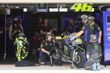 Rossi: 'Folger' parts ready for Monday test