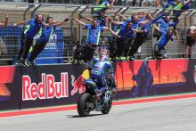 Rins, Suzuki victory 'natural evolution'