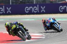 Rossi: Electronics, balance… 'The bike works better'