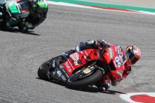Dovizioso: I was ready to fight
