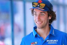 Rins: 'I need to say sorry to Suzuki…'