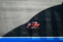 Petrucci: I can ride the bike like I want