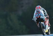 Moto3 Jerez: Antonelli leads home team 1-2 in Spain