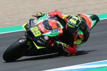 Iannone out of Spanish MotoGP with injury