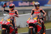 Marquez 'it can be a fun race', Lorenzo 'closer'